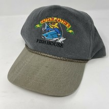 Captain Pattie's Fish House Homer Alaska SnapBack Hat  - $12.86