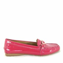 10 - COACH Womens FLYNN Classic Patnet Leather Driving Loafer Flats Shoes 0929CM - $35.00