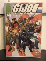 GI Joe #1 Devil's Due Image Comics First Print 2001 Snake Eyes J Scott C... - $9.49