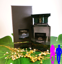 Tom Ford Oud Wood Eau De Parfum 3.4 fl.oz  100 ml (Unisex) New With Box - $119.90