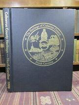 RARE - 1998 CABARRUS COUNTY HERITAGE NORTH CAROLINA History Genealogy Ra... - $197.01