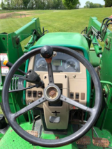 2002 John Deere Model 6220L For Sale in Athens, Michigan 49011 image 5