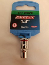 "Channellock Products Sockets - 1/4"" Drive, Brand New - $5.00"