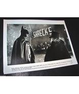 1992 Tim Burton Movie BATMAN RETURNS Press Photo Michael Keaton Danny De... - $9.95