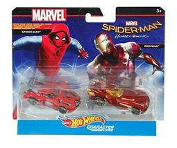 Hot Wheels Marvel Spider-Man 2 car pack DXM16 - $34.41