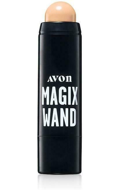 Meringue Avon Magix Wand Foundation Stick Sealed VEGAN Conceal Contour Highlight - $10.39