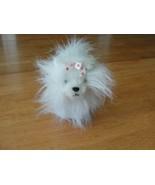 Ganz Webkinz Li'l Kinz WHITE & PINK YORKIE DOG No Code - $2.96