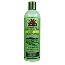 OKAY | Green Tea Nourishing Antioxidant Rich Conditioner | For All Hair ... - $19.95