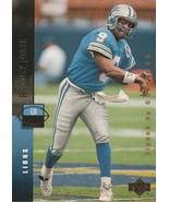 1994 Upper Deck #92 Rodney Peete  - $0.50