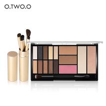 O.TWO.O  New Arrival  Palette Eyeshadow  Highlighter Glitter and Matte Smoky Eye - $17.98