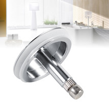 Mayitr Stainless Steel Circle Drain Plug Bathroom Basin Sink Bath Stopper - $15.95