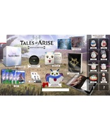 Tales of Arise Hootle Collector's Edition PS4 Playstation 4 + Steelbook ... - $349.90