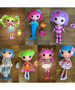 * Huge Build your own LOT of Lalaloopsy Full Size Dolls Girls Toys - $6.93+