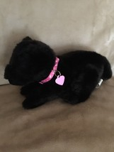 "Animal Alley Black Labrador Puppy 10"" - $4.04"