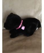 """Animal Alley Black Labrador Puppy 10"""" - $4.04"""