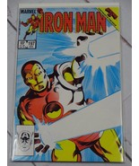 IRON MAN # 197 THUNDERSWORD 1 SECRET WARS 2 CROSSOVER COMIC - C1975 - $1.79