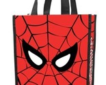 Marvel SPIDERMAN Superhero - Small Recycled Shopping Bag Tote Gift