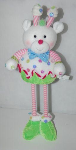 Sterling 18911074 Reindeer Clown 16 Inches Stuffed Figurine