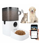 6L Smart Automatic Pet Cat Dog Feeder 8-Meal Auto Puppy Kitty Food Dispe... - $220.99
