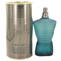 Jean Paul Gaultier Le Male 6.8 Oz Eau De Toilette Cologne Spray image 6