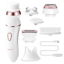 6 in 1 Electric Facial Cleansing and AntiAging System