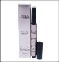 Philosophy Ultimate Miracle Worker Fix Lip Serum Stick Plump & Smooth 0.06oz - $21.85