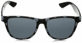 NEW Neff Unisex Daily Dotty Shades Black Polkadot Sunglasses w Pouch NWT
