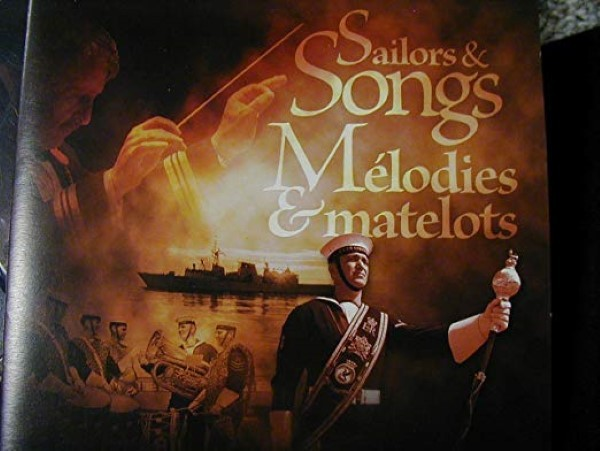 Sailors & Songs Melodies & Matelots Cd
