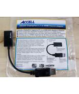 Accell UltraAV DisplayPort 1.1 to HDMI 1.4 Active Adapter (B086B-004B-2) - $14.84