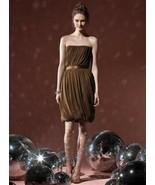 Bridesmaid / Cocktail Dress 8108.....Latte......Size 12 - $34.65