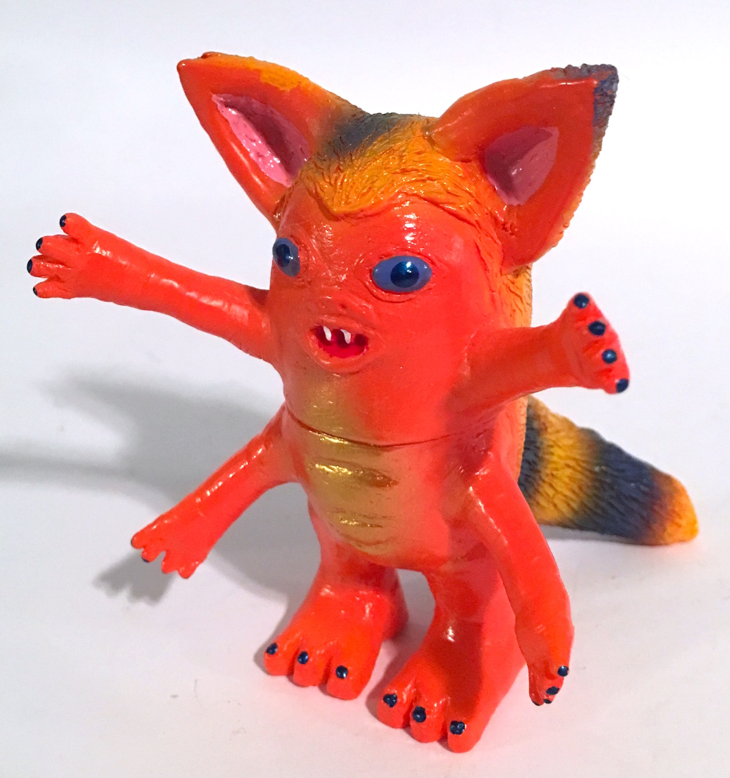 GrumbleToys NekoMini Orange