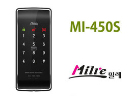 Milre Keyless Lock MI-450S Digital Doorlock Entry Passcode + 4 RFID Cards 2Way image 1