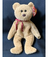 """TY BEANIE BABY """"CURLY"""" RETIRED W/ TAG ERRORS VERY RARE! Collectible Old ... - $25,000.00"""