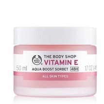 The Body Shop Vitamin E Aqua Boost Sorbet Facia... - $24.75