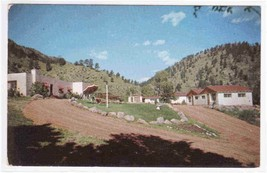Lynnhaven Court Boulder Colorado postcard - $3.96