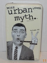 Rumba Games More Urban Myth Volume 2 Game Board Game 100% COMPLETE - $14.03