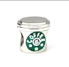 Coffee Cup Charm for Pandora - $7.95