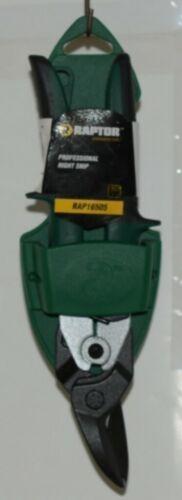Raptor RAP16505 Professional Right Snip Steel Blade Belt Clip