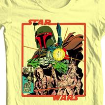 Star Wars comic book t-shirt 1977 original series Boba Fett graphic tee empire image 1