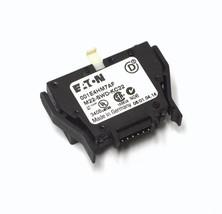 New Eaton M22-SWD-KC22 Switch Contact Block 2 Pole - $24.99