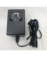 Amigo AM-121000 12VDC 1A 1000mA 20W AC Adapter Wall to Barrel - $12.37