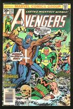 AVENGERS #152 Conway Buscema Sinnott VG/+ 1976 Marvel Comics 1st series ... - $5.94