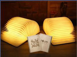 JoJo's Bizarre Adventure Book Lamp LED Night light USB Charging Gift Newest - $43.99