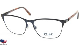 New Polo Ralph Lauren Ph 1184 9303 Matte Navy Blue Eyeglasses Frame 55-16-145mm - $98.98
