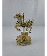 """Heritage House Music- """"Love Me Tender"""" Carousel Horse Country Fair Colle... - $20.00"""
