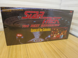 Star Trek The Next Generation Game of the Galaxies Board Game - New In Box NOS - $27.69