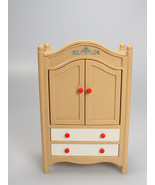 Tomy Smaller homes bedroom wardrobe closet with hanger drawers - $22.74