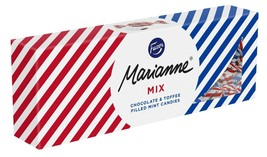 Fazer Marianne chocolate peppermint candies MIX 320g Gift Box FREE US SHIPPING - $15.83