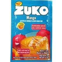 Zuko Mango Drink Mix (96x0.9OZ ) - $81.37