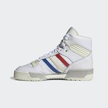 Adidas Uomo Originali Rivalry Scarpe Scarpe da Ginnastica Bianche - $158.55